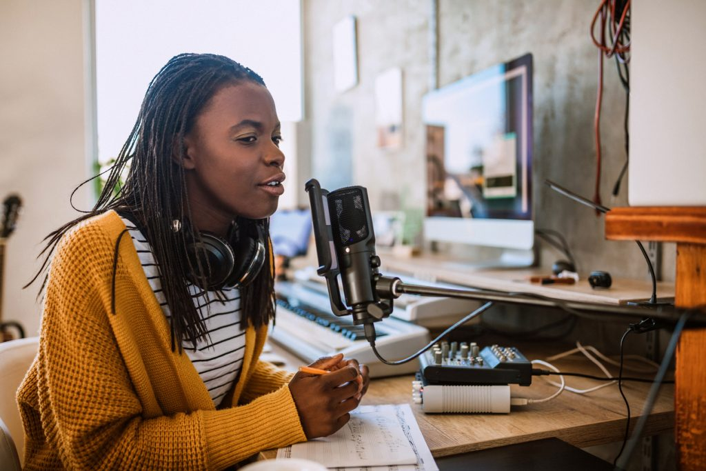 Podcasts can be a great way to market your e-commerce website in South Africa